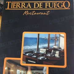 Photo taken at Restaurant Tierra de Fuego by Sebastian C. on 1/26/2013