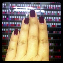Photo taken at Natures Nails by Andia B. on 6/25/2013
