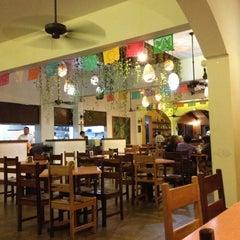 Photo taken at La Choza Cozumel by Amanda S. on 11/24/2012