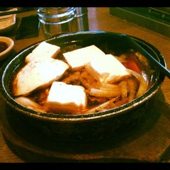 Photo taken at Sushi Tei by Firda S. on 12/11/2012