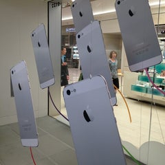Photo taken at Apple Store, Mall of America by Austin W. on 5/27/2013