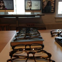 Photo taken at Warby Parker - Puck Store by Christine on 5/19/2013