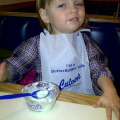 Photo taken at Culver's by Jeff A. on 1/5/2013