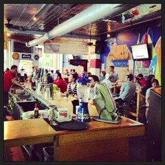 Photo taken at Clark St. Beach Bar by KevRokken on 6/18/2013
