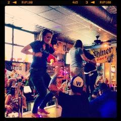 Photo taken at Clark St. Beach Bar by KevRokken on 5/9/2013