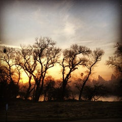 Photo taken at American River Trail By Watt by Shane B. on 1/8/2013