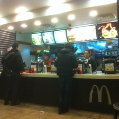 Photo taken at McDonald's by Dmitry G. on 3/5/2013