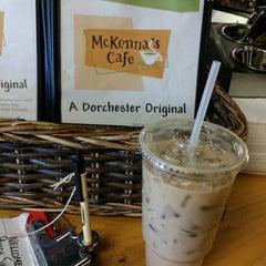 Photo taken at McKenna's Cafe by Scott L. on 3/7/2014