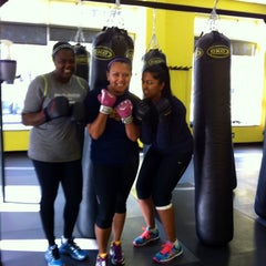 Photo taken at CKO Kickboxing of Carroll Gardens by Michelle T. on 10/27/2013