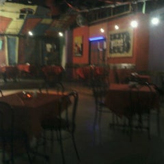 Photo taken at Cachafaz Tango Bar by Anita F. on 10/29/2012