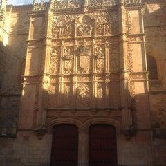 Photo taken at Fachada Universidad by Cris S. on 12/24/2012
