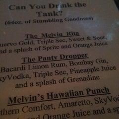 Photo taken at Velvet Melvin Pub by Adriana on 5/2/2013