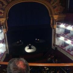 Photo taken at Teatre Principal by Alex G. on 4/28/2013