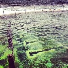 Photo taken at Bronte Beach Pool by Ken M. on 9/25/2012