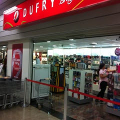 Photo taken at Dufry Shopping by Lucas S. on 1/26/2013