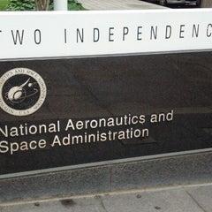 Photo taken at NASA HQ by Brandi B. on 8/6/2013