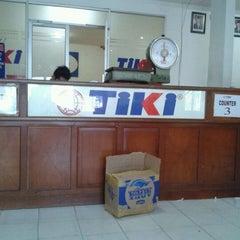 Photo taken at TIKI - Titipan Kilat by Wike & Indri S. on 4/25/2013