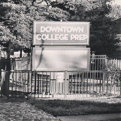 Photo taken at Downtown College Prep by Gipsy B. on 2/14/2013