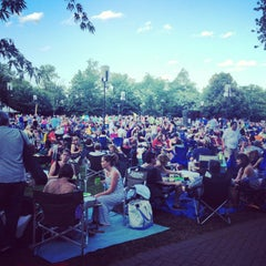 Photo taken at Ravinia Festival by Amber H. on 7/20/2013