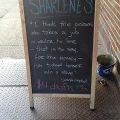 Photo taken at Sharlene's by James P. on 5/6/2013