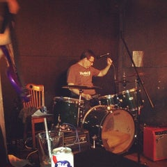 Photo taken at Freddy's Bar by James P. on 12/8/2012