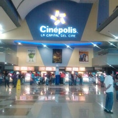 Photo taken at Cinépolis by EtheL R. on 11/24/2012
