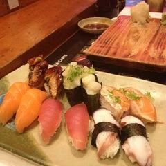 Photo taken at Yuka Japanese Restaurant by Minhye L. on 7/26/2013