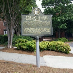 Photo taken at Spelman College by Melonee G. on 6/8/2013