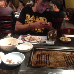 Photo taken at Imperial Korean BBQ Restaurant by James W. on 5/23/2013