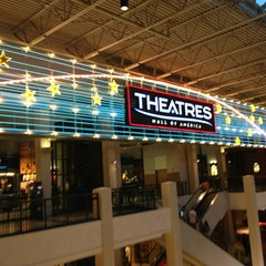 Photo taken at Theatres at Mall of America by Lianna シ on 6/3/2013
