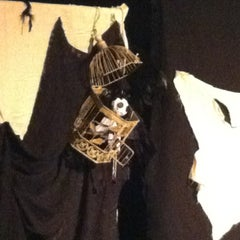 Photo taken at Etcetera Theatre by Sarah O. on 10/26/2012