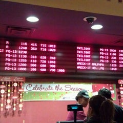 Photo taken at Regal Cinemas Webster Place 11 by Kaybe on 11/19/2012