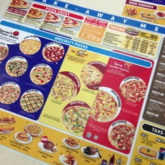 Photo taken at Domino's Pizza by Azizi M. on 8/11/2013