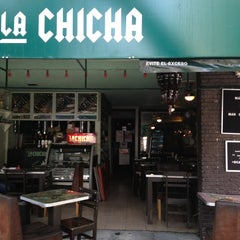 Photo taken at La Chicha by Pamelieux on 5/28/2013