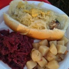 Photo taken at Gasthaus Bavarian Hunter by DENNIS S. on 9/15/2012