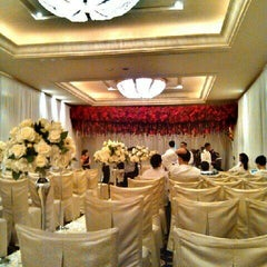 Photo taken at Grand Ballroom - Hotel Mulia Senayan, Jakarta by Kusnadi S. on 11/3/2012