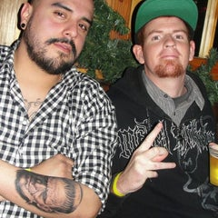 Photo taken at Stovepiper Lounge by Justin B. on 12/29/2012