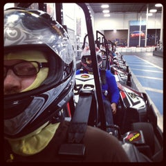 Photo taken at K1 Speed by Andrew B. on 3/28/2013