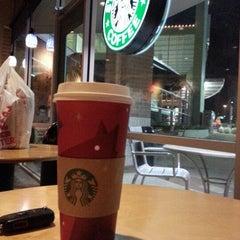 Photo taken at Starbucks by Pablo N. on 12/30/2012