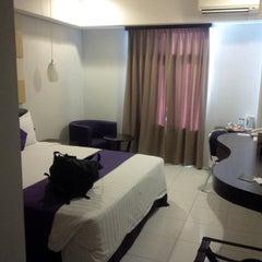 Photo taken at Aston Ketapang City Hotel by Adiet N. on 6/18/2014