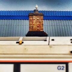 Photo taken at Ramsgate Railway Station (RAM) by Chris C. on 5/8/2013