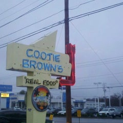 Photo taken at Cootie Brown's by Micah S. on 1/15/2013