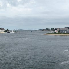 Photo taken at Steamship Authority - Hyannis Terminal by lauren c. on 7/27/2014