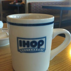 Photo taken at IHOP by Vaden S. on 1/13/2013