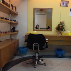 Photo taken at Jyoti's Beauty Centre by Tunku Rina rahida R. on 10/11/2013