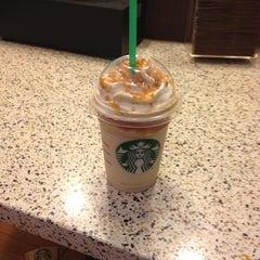 Photo taken at Starbucks by Crystal H. on 5/17/2013