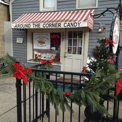 Photo taken at Around The Corner Candy by Sharon K. on 12/23/2012