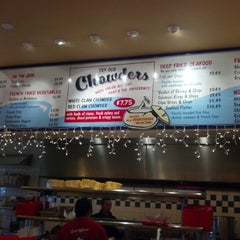 Photo taken at Chowders by Kayleigh O. on 12/17/2012