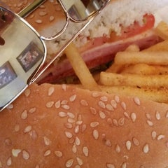 Photo taken at Bardia's New Orleans Cafe by RVALunchSpecial on 8/13/2014