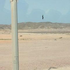 Photo taken at Delma Island by Abdulla Al Ameri ع. on 3/25/2014